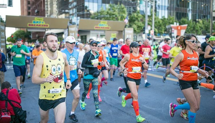 A Single Marathon for a Lifetime Experience
