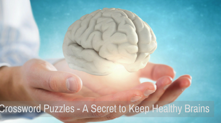 Crossword Puzzles - A Secret to Keep Healthy Brains