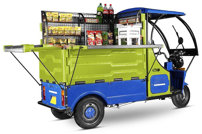 food truck manufactures