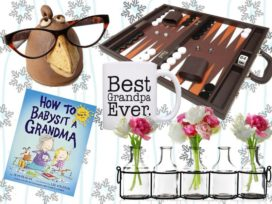 The best gift ideas for the grandparents