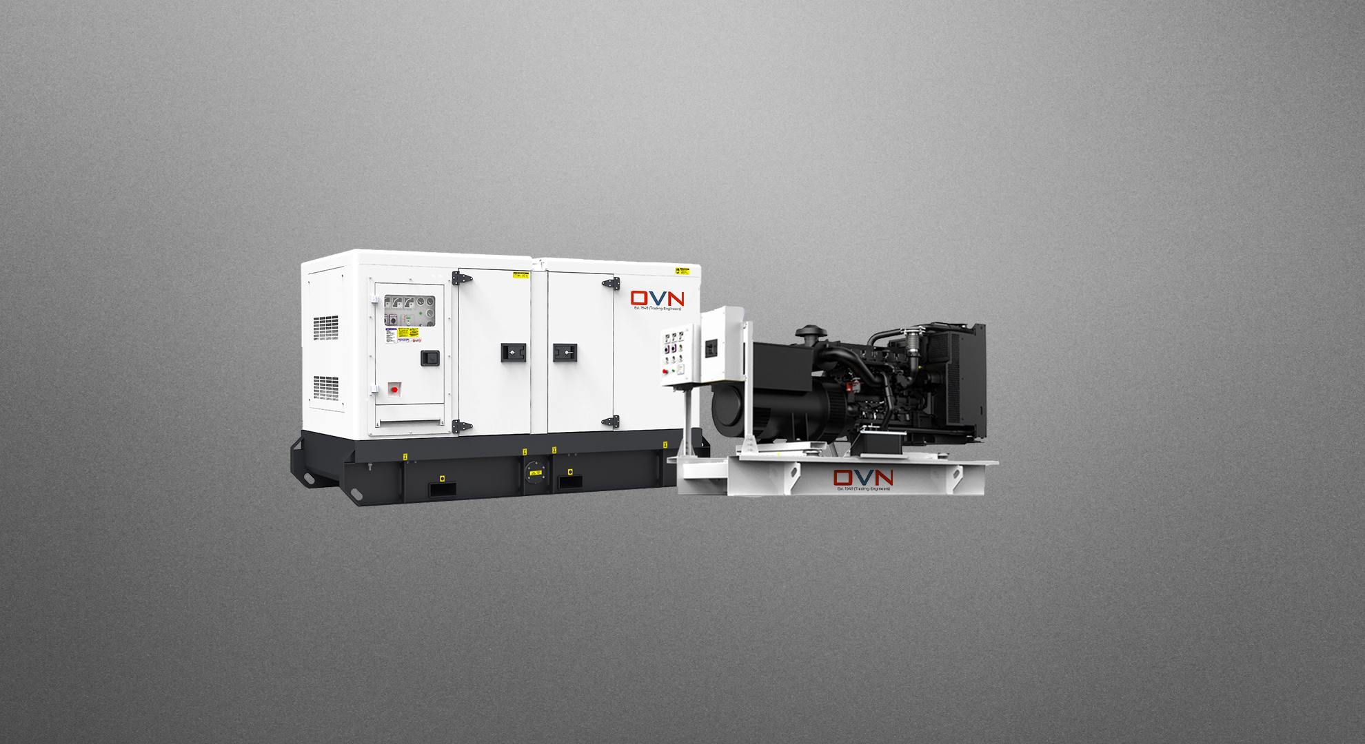 DG Set and Genset suppliers in Delhi- OVN