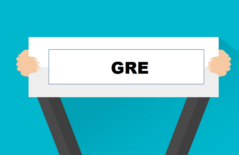 Here are some vital details about the GRE test
