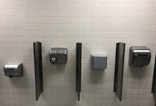 Types of hand dryers to use