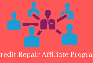 credit repair affiliate program