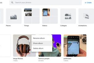 Download Google Photos Album