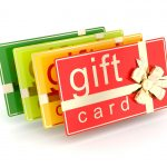 Shop Online for gift cards