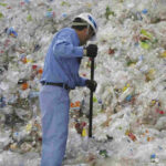 Stop the Use of Plastic Trash Bags to Reduce My Carbon Footprint